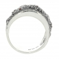 Preview: Esse Ring Silber Granat Markasiten