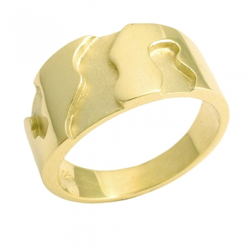 precious lane - Ring 585 Gold