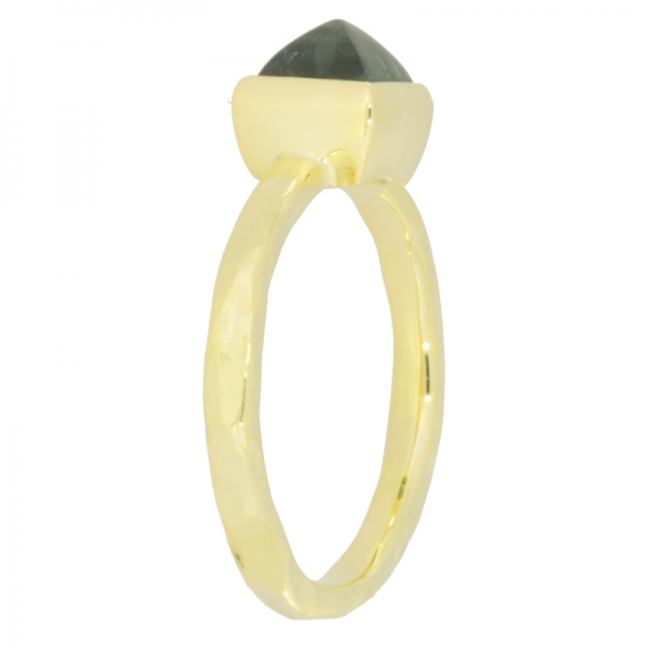 Ring gold Tourmaline